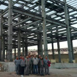 Estrutura de aço prefabricados Green House
