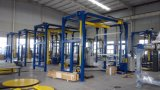 Top Plate를 가진 Dr1800fz PL Rotary Arm Wrapping Package Machinery