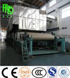 2880mm bereiteten das Papiermassen-Packpapier-gewölbte Papier auf, das Ppaer geriffelt ist, das Maschine für besten Verkauf herstellt