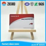 Cartão esperto do contato CI do PVC com a microplaqueta Sle4442