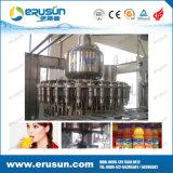 Frasco do animal de estimação da máquina de enchimento fresca da bebida do suco 600ml