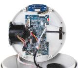 Macchina fotografica del CCTV della cupola PTZ di velocità del IP della rete di HD1080p IR
