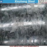 規則的なスパンコールが付いている屋根ふきのシートによって電流を通される鋼鉄コイル