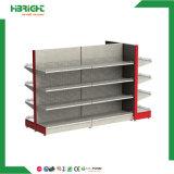 Revêtement en poudre Peforated supermarché étagères métal standard