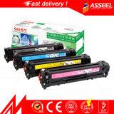 Toner-Kassette CF226A/CF287A Ce320A-Ce323A (128A) CB540-CB543 (125A) für HP Cm1415/Cp1525 Cp1215/1515n/1518ni