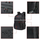 Notebook empresarial de nylon Documento Pack Computador Laptop Backpack