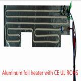 ULの証明書が付いているアルミホイルの発熱体のための暖房のマット