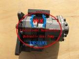 D475-3 Россия импортирует KOMATSU Бульдозер гидравлический шестеренчатый насос в сборе: 704-71-44050 автомобильных деталей