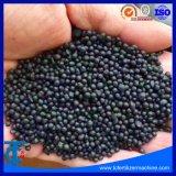 Novo tipo de combinação de adubos compostos orgânicos e linha de granulação