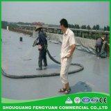 Polyurée élastomère de pulvérisation pour revêtement de protection de matériaux de construction