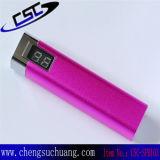 Meilleur Prix Chargeur mobile à port unique banque d'alimentation USB OEM 2600mAh