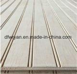 Comercial de la ranura de la ranura/Contrachapado para el panel de pared