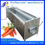 Máquina de la limpieza de la peladura de la patata y de la zanahoria del acero inoxidable de la alta calidad
