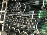 API J5CT55 K55 N80 L80 P110 la carcasa de tubería sin costura