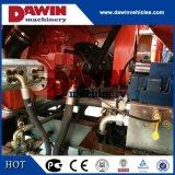 pompe électrique de mélangeur concret de la remorque 30m3/Hr avec le tambour 450L