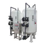 Usine de traitement des eaux usées domestiques intégré le filtre à sable (AVI 800)