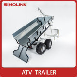 Большой оцинкованной ATV (модель прицепа ТБ1000-B)