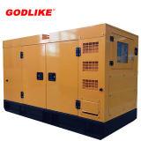 Conjunto de generador diesel insonoro de Cummins del precio de fábrica (200kVA/160kw)