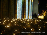 LED Garden Lawn Decoration Curtain Street Light Ornement de Noël