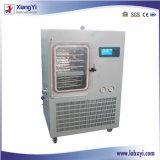 Secador de congelamento automático do vácuo do piloto para alimentos e medicamentos 10kg/24h
