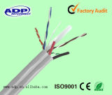 Export von Communication Cable Power Cable UTP CAT6 24AWG Compose Cable