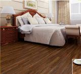 Textura de madeira plástico impermeável Self-Stick piso de PVC telhas