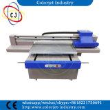 최고 가격 디지털 도기 타일 유리제 목제 잉크 제트 Dx5 인쇄 헤드를 가진 옥외 큰 체재 LED UV 평상형 트레일러 인쇄 기계