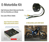 kit elettrico dell'azionamento della motocicletta raffreddato aria di 48V 5kw