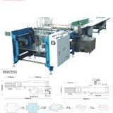 Zx-650D'une alimentation papier semi-automatique et collage de la machine () papier du chargeur