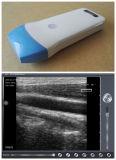 scanner lineare senza fili di ultrasuono della sonda di iPhone per scheletrico muscolare