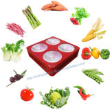 Planta LED Growlight de la flor de la legumbre de fruta Red610-700/Blue450-480