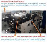 Velocidade alta Gofragem Guardanapo Serviette Máquina de dobragem