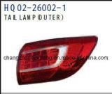 KIA Sportage 2011년을%s 차 Tail Lamp Fits. 직접 공장. 고품질