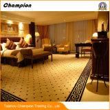 贅沢な商業ホテルの耐火性のウィルトンのカーペット、Broadloomの商業ナイロンによって印刷される映画館のカーペット