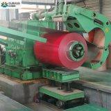 Dx51d Stahlprodukt-Stahlplatte PPGI strich Stahlring vor