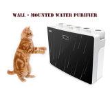 Purificazione di acqua domestica fissata al muro