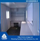 Modulare 20 Füße vorfabrizierte Behälter-Haus-für Schlafsaal