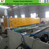 Продукция листов поликарбоната монолитовые/линия штрангя-прессовани