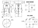 SMD LED lámpara con el interruptor de botón interruptor del tacto de la venta caliente