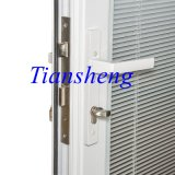 Entrance Door Double Swing Door Aluminum French Door