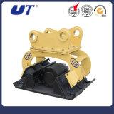 Compressor hidráulico Vibratory fixo da placa