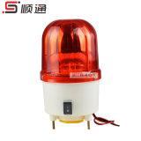Lte-5101j 공장 LED 비상사태 차량 초인종 90dB를 가진 번쩍이는 경고 스트로브 빛