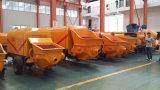 Bomba concreta Diesel poderosa com linha de bombeamento de aço da entrega de 100m na venda