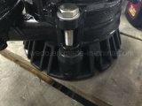 Bomba de água submergível da água de esgoto SPA-500 (0.5KW) para a água suja