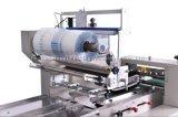 Machine d'emballage horizontale de plein croissant inoxidable de qualité