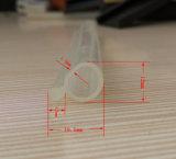Hitzebeständige Trsnsparent Silikon-Gummi-Dichtungs-Streifen-Dichtung