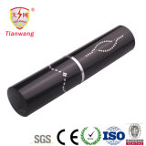 Crystal (TW-328)를 가진 숙녀 Security Stun Flashlight Embedded