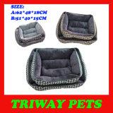 Het hoge Bed van de Hond van Quaulity en van het Comfort (WY1610107A/B)