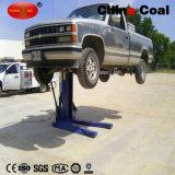Machine de levage de voiture de garage BTC-S500 de levage de voiture de poste unique