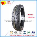 Schlauchloser Reifen-hochwertiger schlauchloser Motorrad-Gummireifen 140/60-17 140/70-17